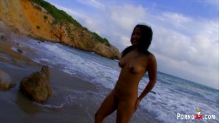 Latina Strip Suck and Fuck